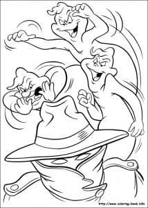 -раскраска-бесплатно-21-214x300 Каспер мультфильм