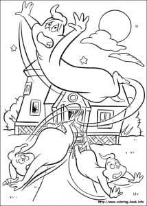 -раскраска-бесплатно-22-214x300 Каспер мультфильм