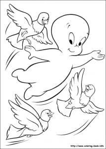 -раскраска-бесплатно-3-214x300 Каспер мультфильм