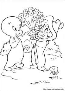 -раскраска-бесплатно-7-214x300 Каспер мультфильм