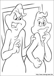 -раскраска-бесплатно-9-214x300 Каспер мультфильм