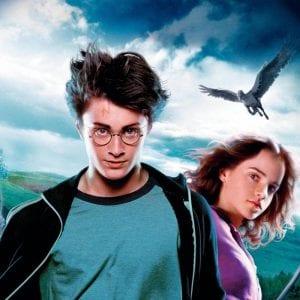 Гарри Поттер раскраски