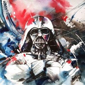 Звёздные войны раскраски