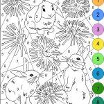 Раскраски по номерам для взрослых (14)