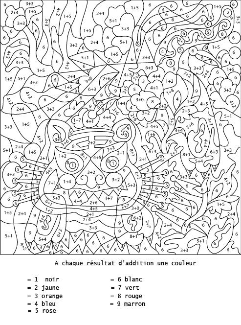 Раскраски по номерам для взрослых (16) - Рисовака