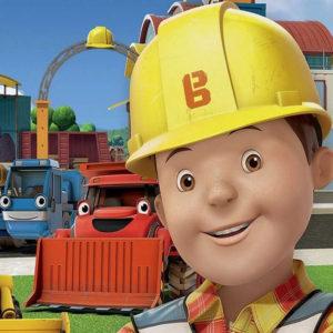 Боб строитель раскраски