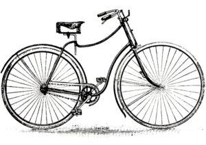 Велосипед картинки раскраски (56)