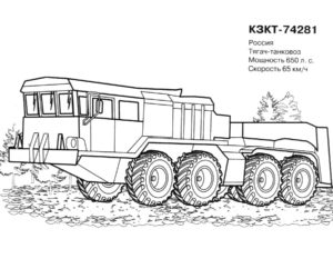Военная техника картинки раскраски (8)