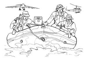 Война картинки раскраски (22)