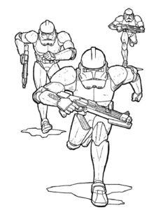Война картинки раскраски (35)