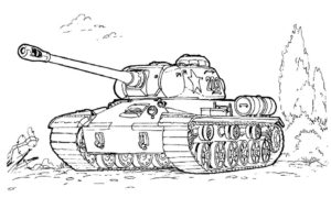 Война картинки раскраски (47)