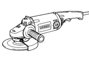 Инструменты картинки раскраски (17)