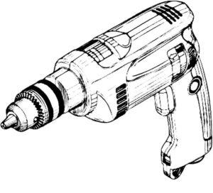 Инструменты картинки раскраски (22)