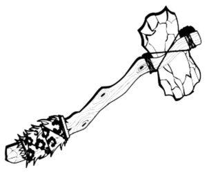 Инструменты топор картинки раскраски (27)