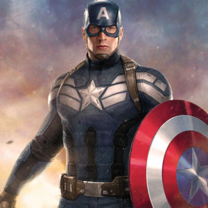Капитан Америка раскраски