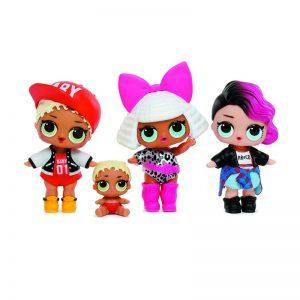 Куклы лол раскраски