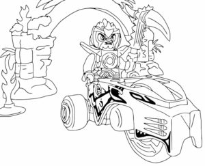 Лего бионикл картинки раскраски (1)