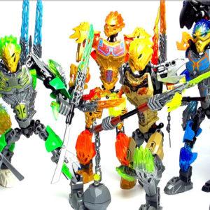 Лего бионикл раскраски