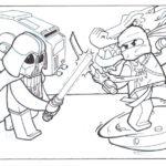 Лего звездные войны картинки раскраски (11)