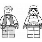 Лего звездные войны картинки раскраски (12)