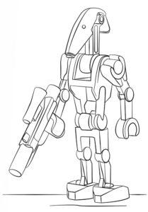 Лего звездные войны картинки раскраски (17)