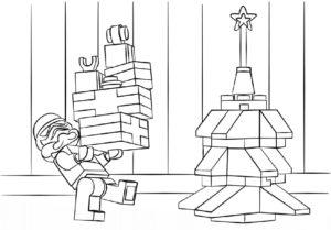 Лего звездные войны картинки раскраски (4)