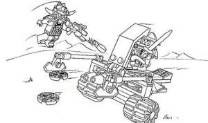 Лего нексо найц картинки раскраски (13)
