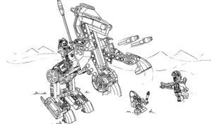 Лего нексо найц картинки раскраски (7)