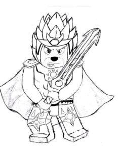 Лего ниндзяго картинки раскраски (16)