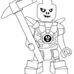 Лего ниндзяго картинки раскраски (21)