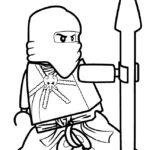 Лего ниндзяго картинки раскраски (26)