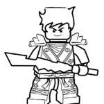 Лего ниндзяго картинки раскраски (32)