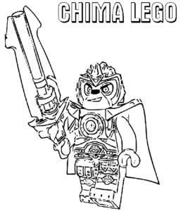 Лего ниндзяго картинки раскраски (5)