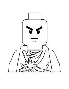 Лего ниндзяго картинки раскраски (52)