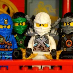 Лего ниндзяго раскраски