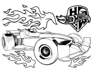 -хот-вилс-картинки-раскраски-24-300x233 Машинки хот вилс