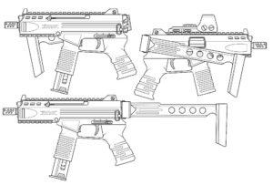 -картинки-раскраски-1-300x203 Оружие