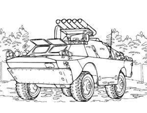 Оружие картинки раскраски (11)