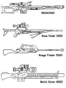 Оружие картинки раскраски (32)