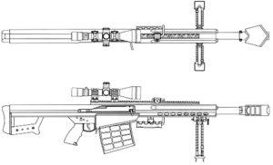 Оружие картинки раскраски (37)