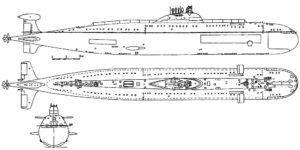 Подводная лодка картинки раскраски (2)