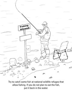 Рыбалка картинки раскраски (28)