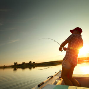 Рыбалка раскраски