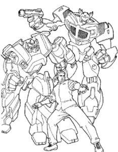 Трансформеры картинки раскраски (6)