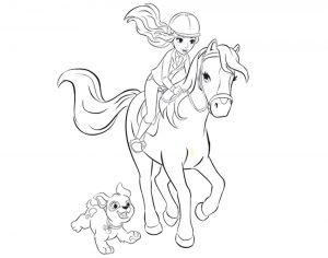 лего френдс картинки раскраски крупные (5)