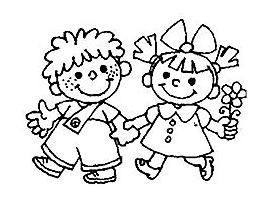 Дружба в картинках для школьников рисунки