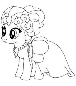 мой маленький пони пинки паи картинки раскраски крупные (3)
