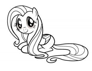 мой маленький пони понивил картинки раскраски крупные (1)