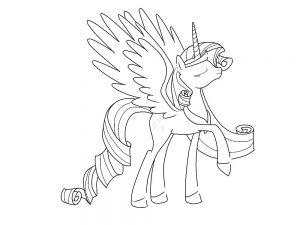 мой маленький пони рарити картинки раскраски крупные (10)