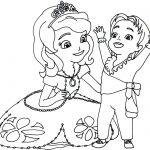 принцессы диснея картинки раскраски крупные (31)